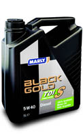 Marly Black Gold Tdi-S 5W/40, 5l
