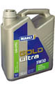 Marly Gold Ultra 5W/30 GM/BMW  5l